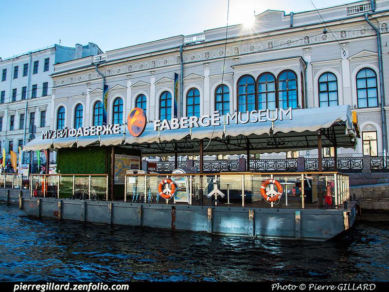 Pierre GILLARD: Saint-Pétersbourg (Санкт-Петербу́рг) &emdash; 2017-521962
