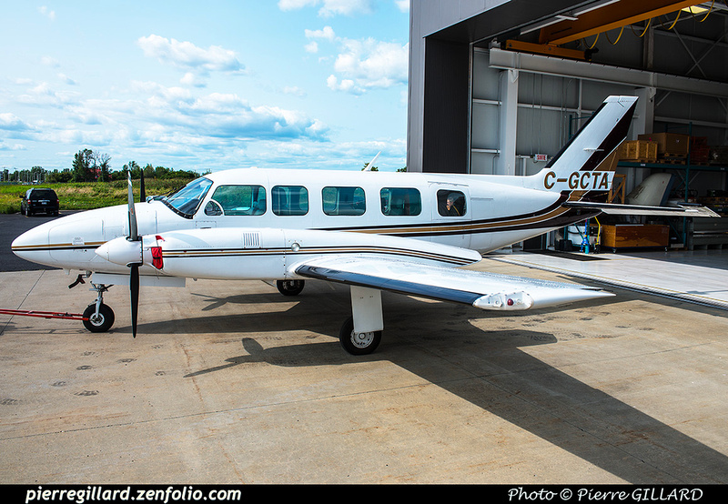 Pierre GILLARD: Piper PA31 C-GCTA &emdash; 2017-612264