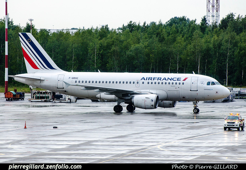 Pierre GILLARD: Air France &emdash; 2017-703998