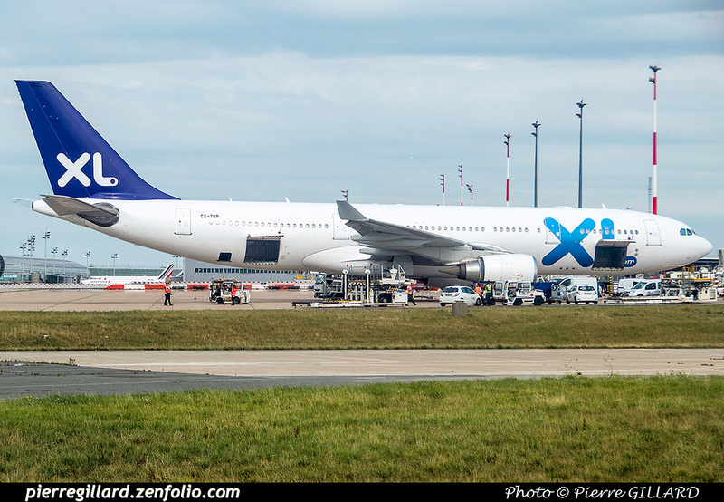 Pierre GILLARD: XL Airways France &emdash; 2017-522055