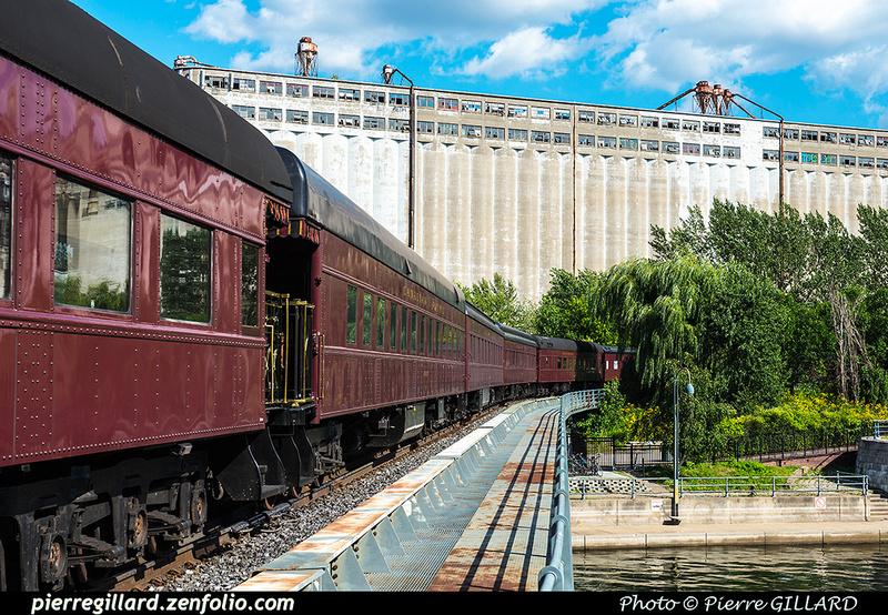 """Pierre GILLARD: Canada : CP Rail - """"CP150"""" &emdash; 2017-612146"""