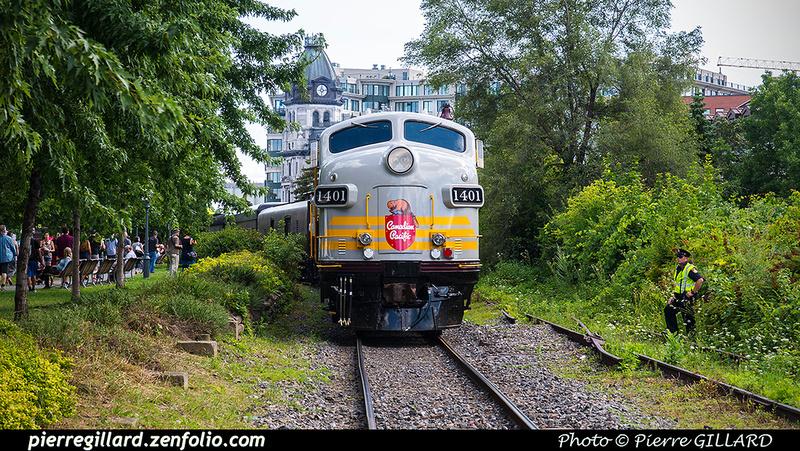"""Pierre GILLARD: Canada : CP Rail - """"CP150"""" &emdash; 2017-612062"""
