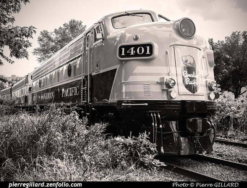 """Pierre GILLARD: Canada : CP Rail - """"CP150"""" &emdash; 2017-612071"""