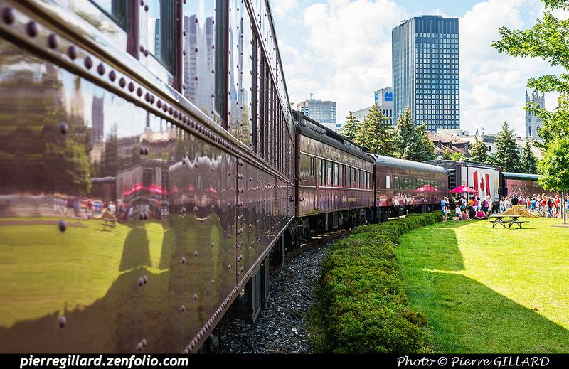 """Pierre GILLARD: Canada : CP Rail - """"CP150"""" &emdash; 2017-612096"""