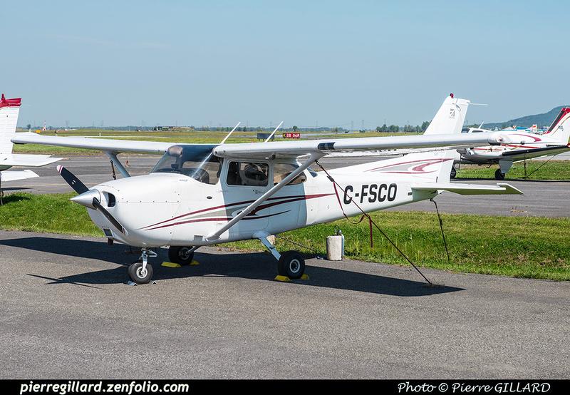 Pierre GILLARD: Ottawa Aviation Services &emdash; 2017-613229