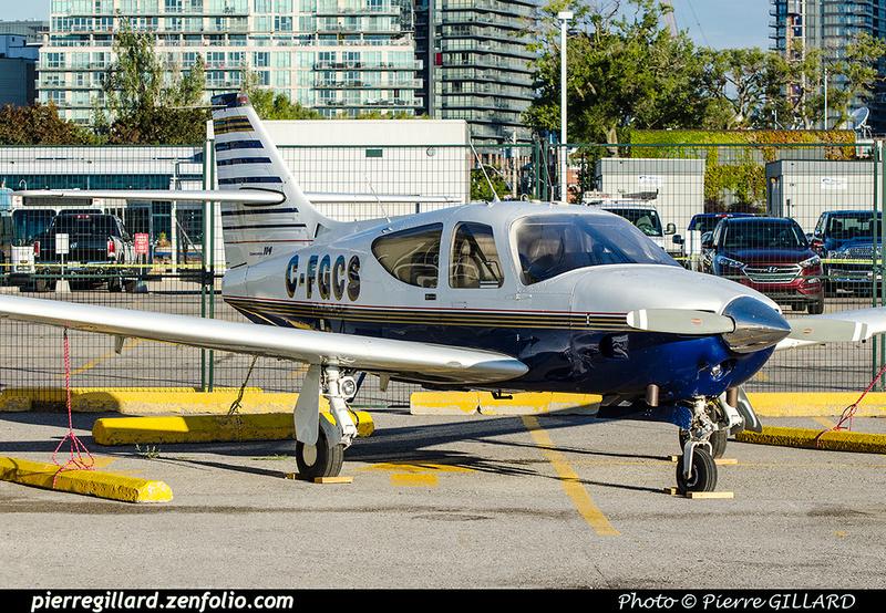 Pierre GILLARD: Private Aircraft - Avions privés : Canada &emdash; 2017-705456
