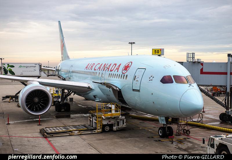 Pierre GILLARD: Air Canada &emdash; 2017-613762