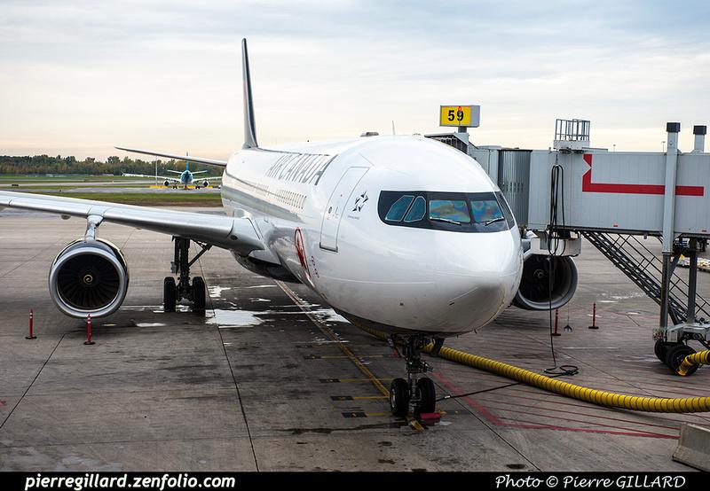Pierre GILLARD: Air Canada &emdash; 2017-613767