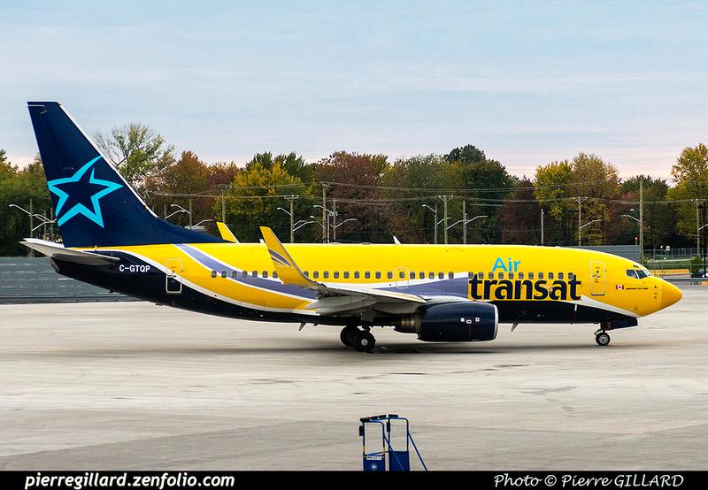 Pierre GILLARD: Air Transat &emdash; 2017-613770