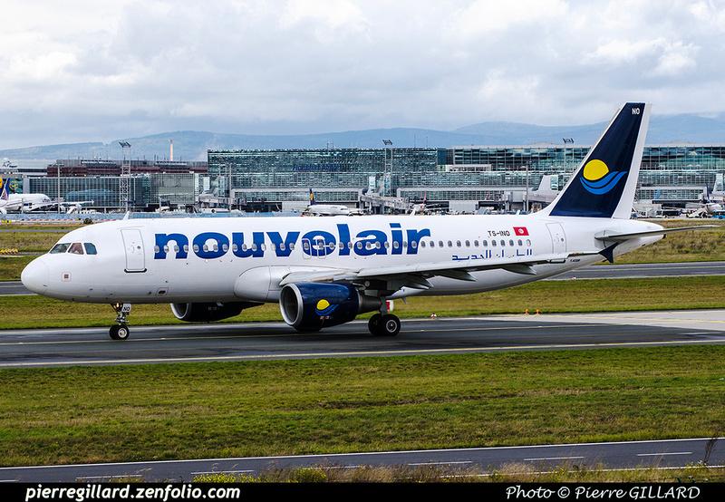 Pierre GILLARD: Nouvelair &emdash; 2017-705701