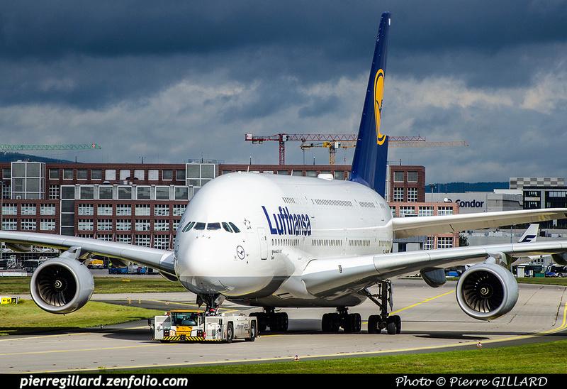 Pierre GILLARD: Lufthansa &emdash; 2017-705614