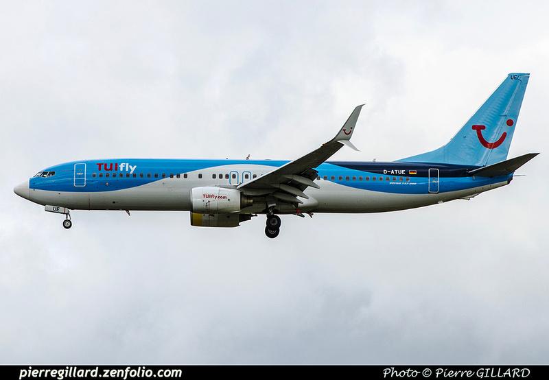 Pierre GILLARD: TUI Fly &emdash; 2017-705679