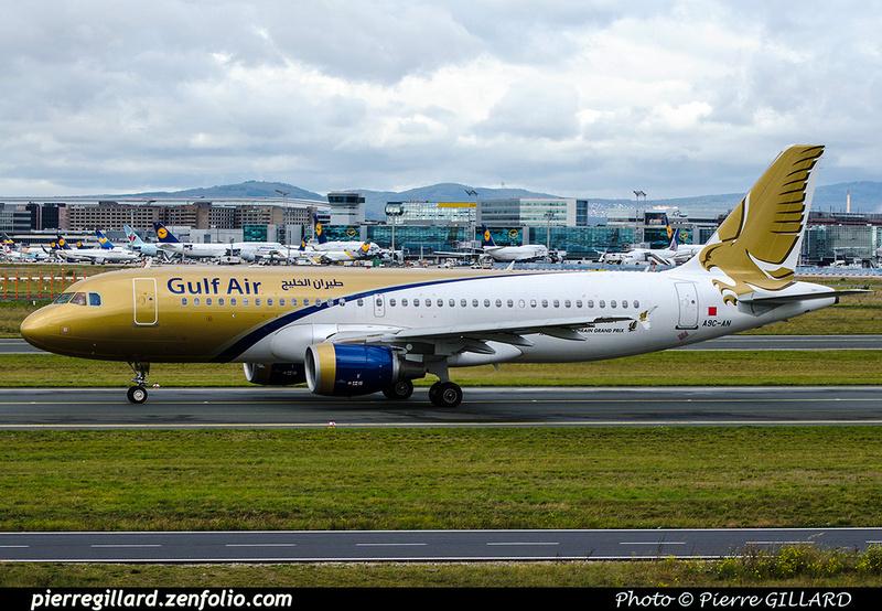 Pierre GILLARD: Gulf Air - طيران الخليج &emdash; 2017-705692