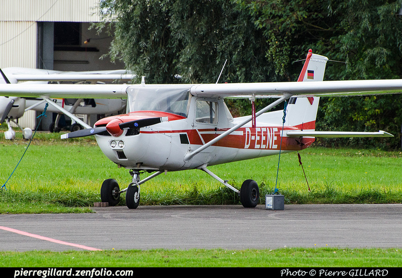Pierre GILLARD: Private Aircraft - Avions privés : Europe &emdash; 2017-705817