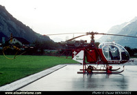 Switzerland - Heli Gotthard