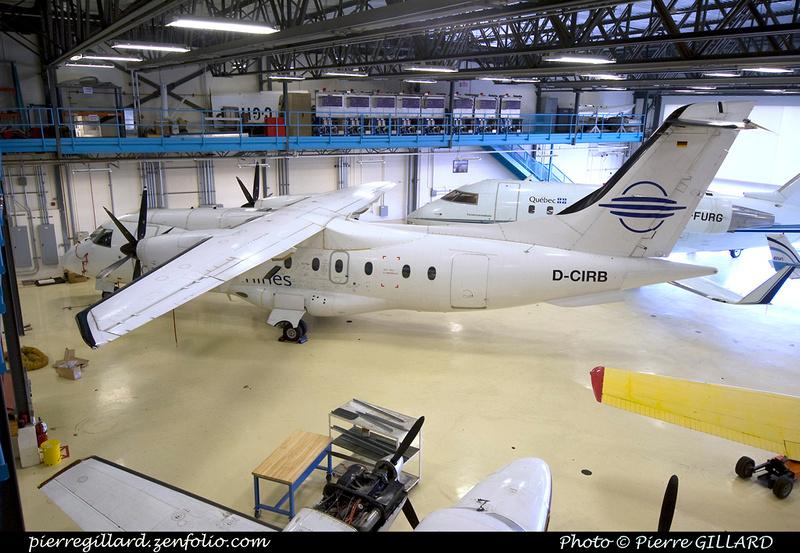 Pierre GILLARD: Dornier 328 D-CIRB &emdash; 2012-031133