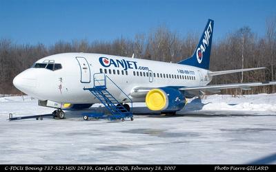 Pierre GILLARD: Canjet &emdash; 2007-1003