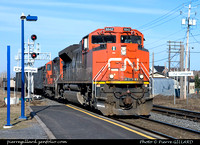 Canada : CN - Canadien National - Canadian National