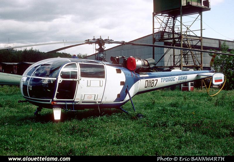 Pierre GILLARD: Russia - Tropos Avia &emdash; 007700