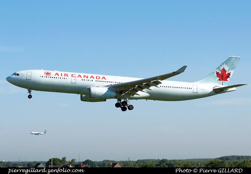 Pierre GILLARD: Air Canada &emdash; 2011-04533