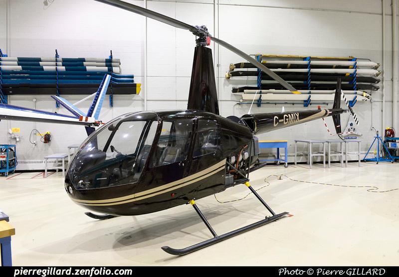Pierre GILLARD: Robinson R44 Astro C-GMIX &emdash; 2014-405630
