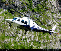 Switzerland - Hélicoptères privés - Private Helicopters