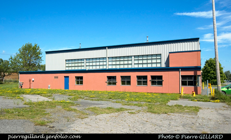 Pierre GILLARD: Canada : CYHU - Saint-Hubert, QC &emdash; 2011-29765