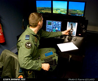 Simulateur tactique : Belgian Army Aviation Tactical Trainer