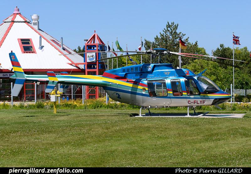 Pierre GILLARD: Canada - Niagara Helicopters &emdash; 2014-403191