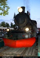 Canada : Hull-Chelsea-Wakefield Steam Train