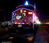 Canada : CP Rail - Christmas Train