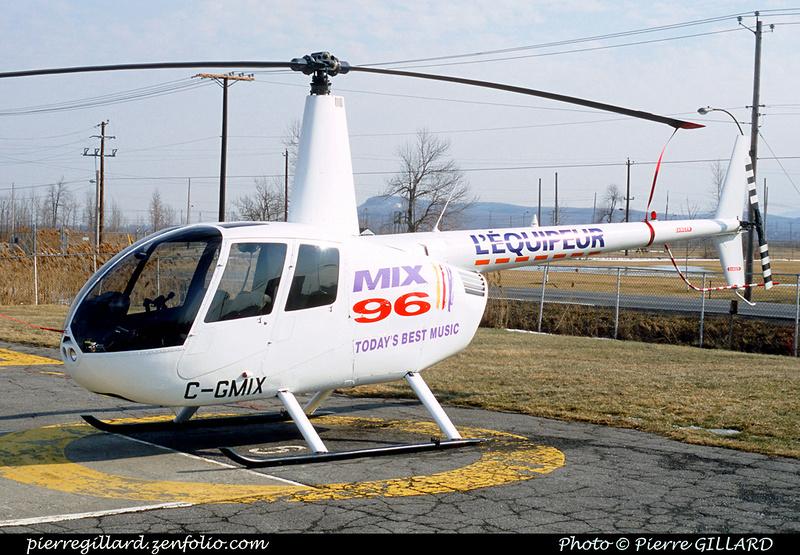 Pierre GILLARD: Canada - Helicraft &emdash; 005578
