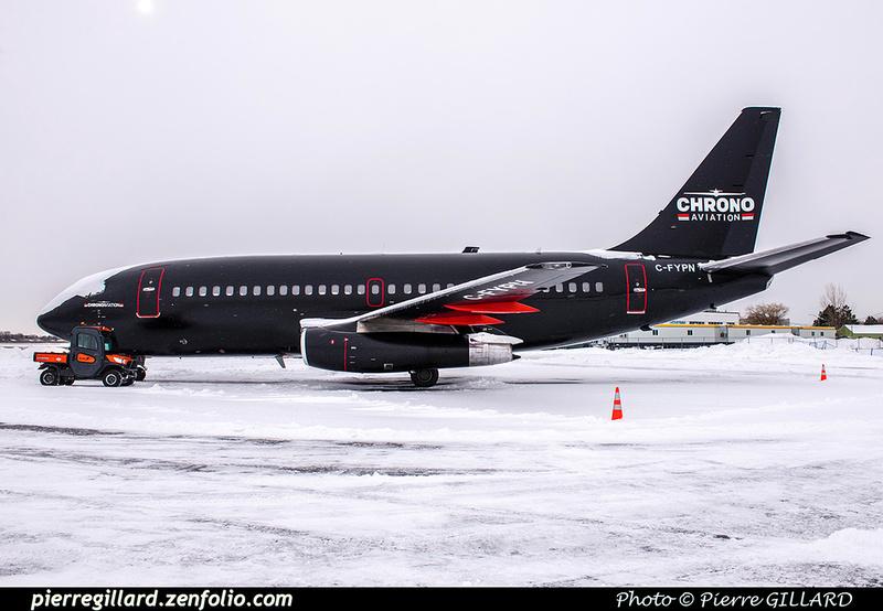 Pierre GILLARD: Chrono Aviation &emdash; 2019-620694