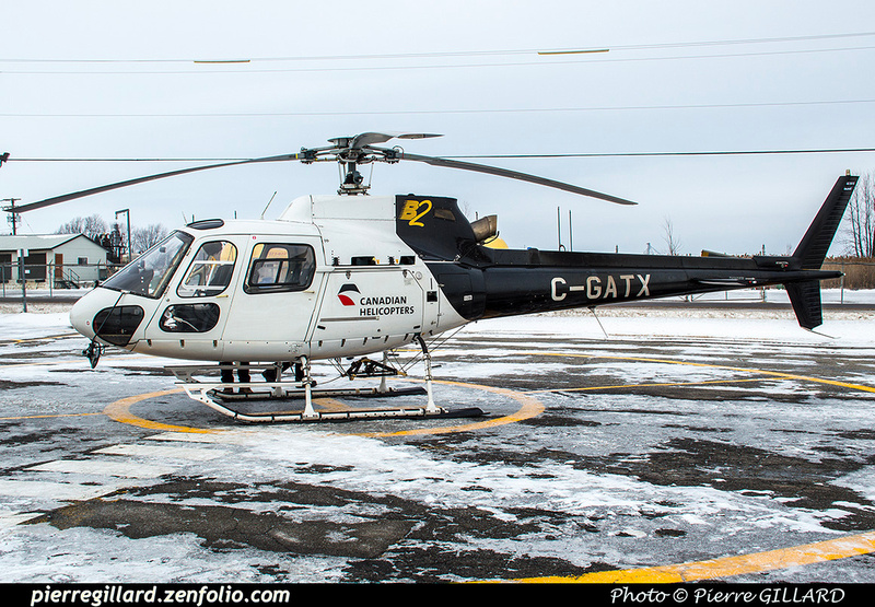 Pierre GILLARD: Canada - Canadian Helicopters-Les Hélicoptères Canadiens (Groupe HNZ) &emdash; 2019-527433