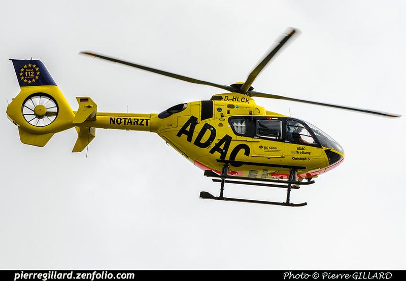 Pierre GILLARD: Germany - ADAC Luftrettung &emdash; 2017-705862