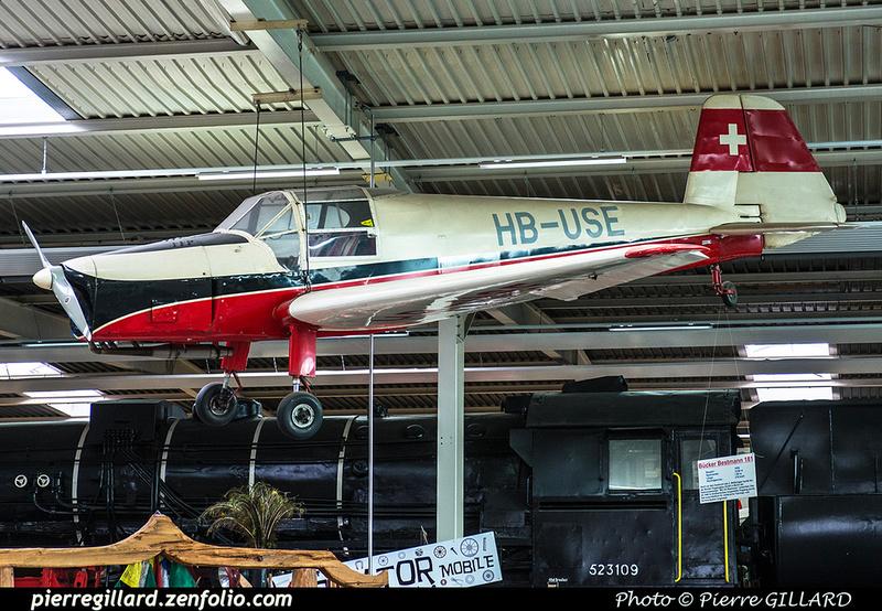 Pierre GILLARD: Germany : Auto & Technik Museum Sinsheim &emdash; 2017-614543