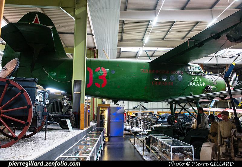 Pierre GILLARD: Germany : Auto & Technik Museum Sinsheim &emdash; 2017-614571