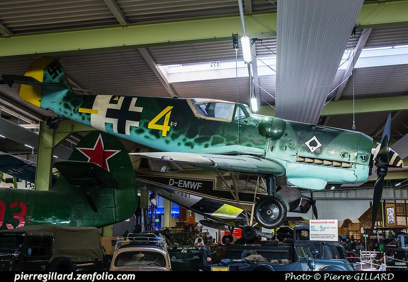 Pierre GILLARD: Germany : Auto & Technik Museum Sinsheim &emdash; 2017-614626