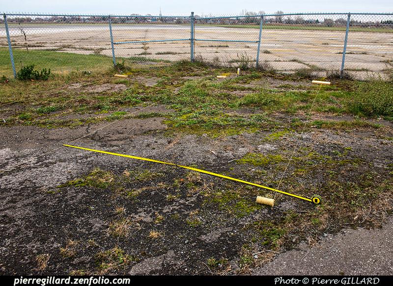 Pierre GILLARD: 2017-11-13 au 19 - Préparation du déplacement du DC-3 d'Avialogs &emdash; 2017-615866