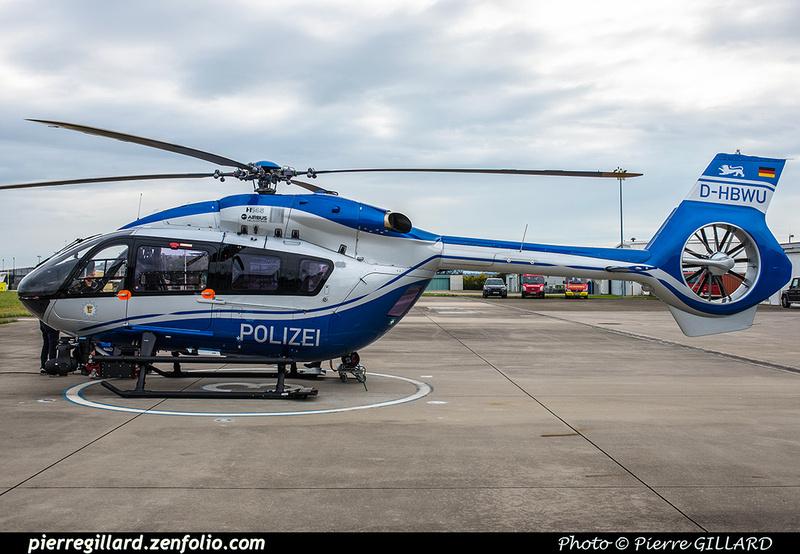 Pierre GILLARD: Germany - Polizeihubschrauberstaffel Baden-Württemberg &emdash; 2017-614706