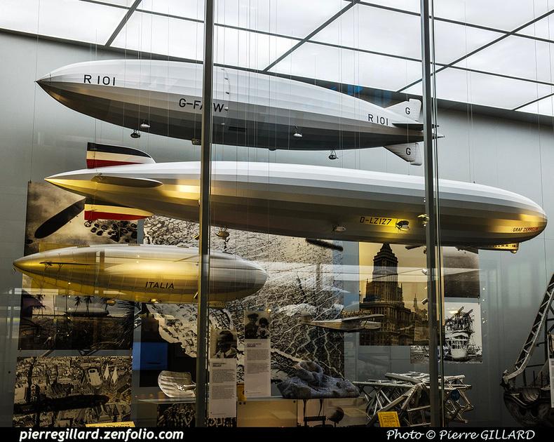 Pierre GILLARD: Germany : Zeppelin Museum &emdash; 2017-614832