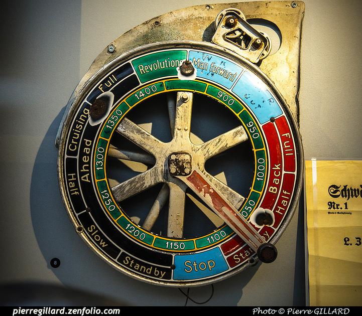 Pierre GILLARD: Germany : Zeppelin Museum &emdash; 2017-614836