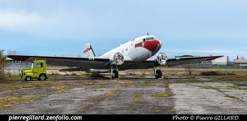Pierre GILLARD: 2017-11-13 au 19 - Préparation du déplacement du DC-3 d'Avialogs &emdash; 2017-615924