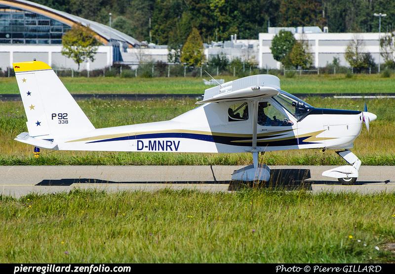 Pierre GILLARD: Private Aircraft - Avions privés : Europe &emdash; 2017-705987