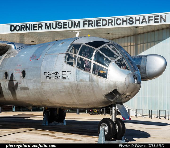 Pierre GILLARD: Germany : Dornier Museum &emdash; 2017-614865