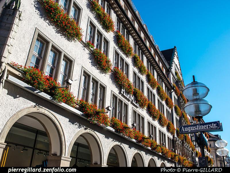 Pierre GILLARD: München (Munich) &emdash; 2017-615249