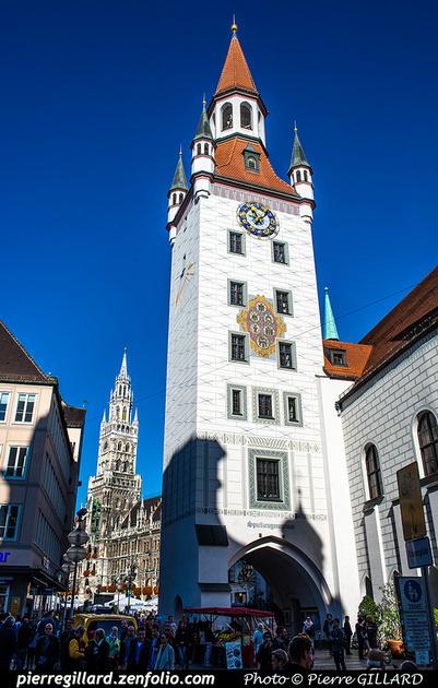 Pierre GILLARD: München (Munich) &emdash; 2017-615264