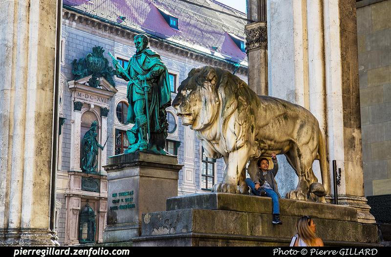 Pierre GILLARD: München (Munich) &emdash; 2017-615325