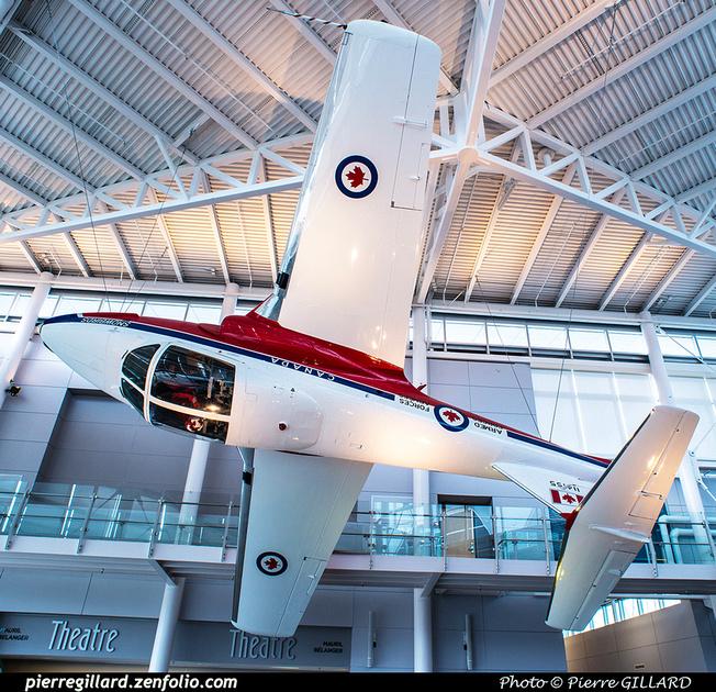Pierre GILLARD: Canada : Musée de l'aviation et de l'espace du Canada &emdash; 2017-615559