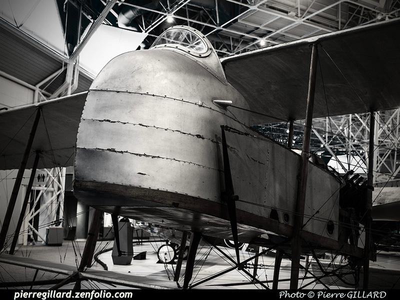Pierre GILLARD: Canada : Musée de l'aviation et de l'espace du Canada &emdash; 2017-615568